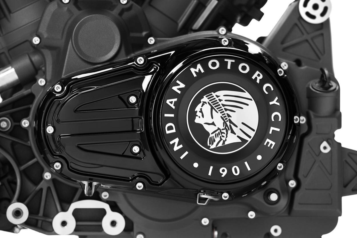 Nuevo motor Indian 108