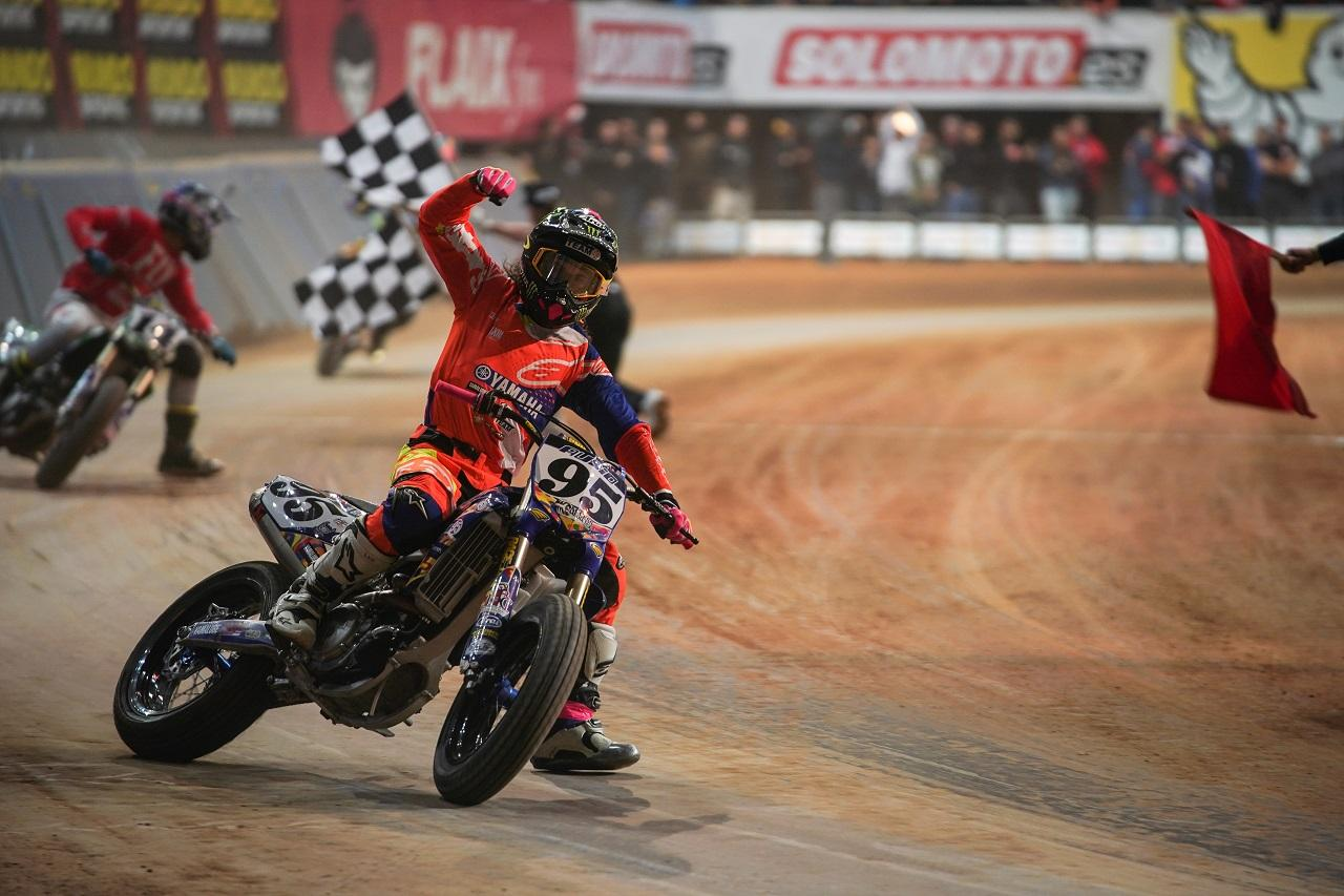 Dirt Track Barcelona 2017