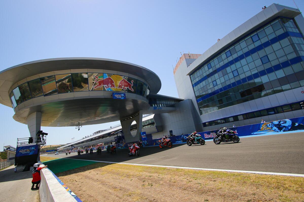 Horarios del Gran Premio Red Bull de España