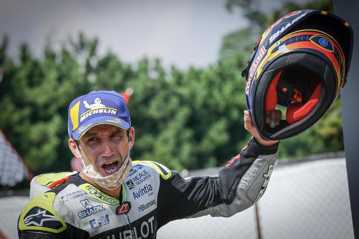 Johan Zarco en Brno