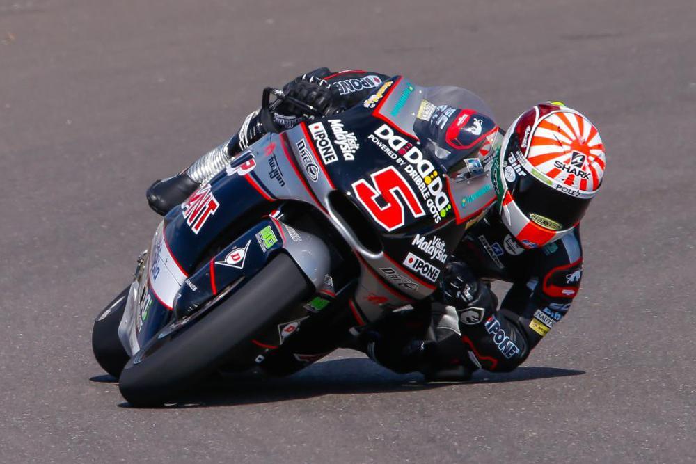 Johann Zarzo, victoria en Moto2 en el Gran Premio de Argentina