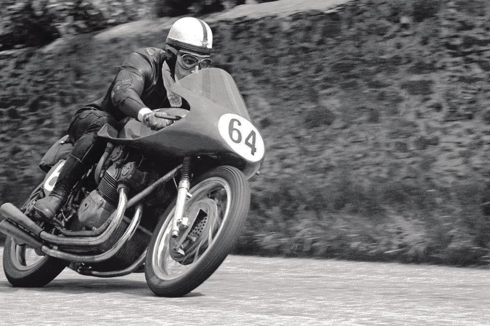 John Surtees con MV Agusta