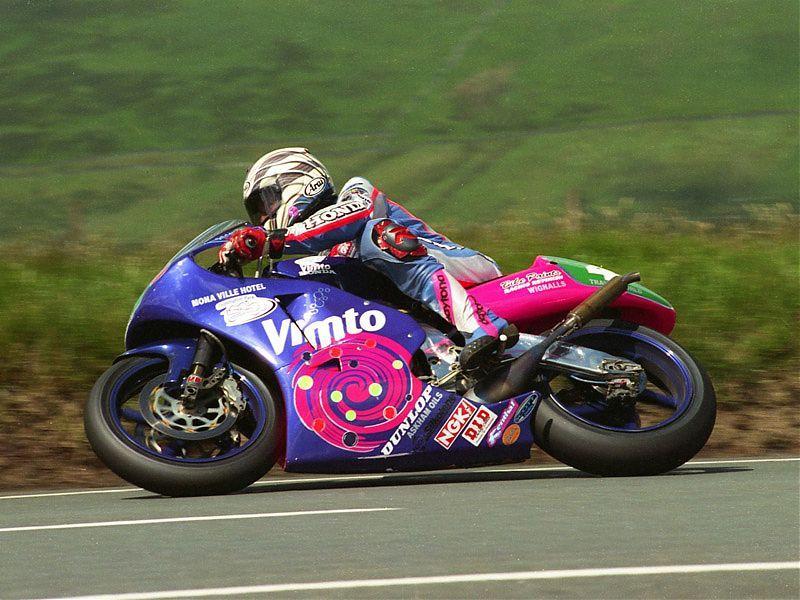 John McGuinness TT 99
