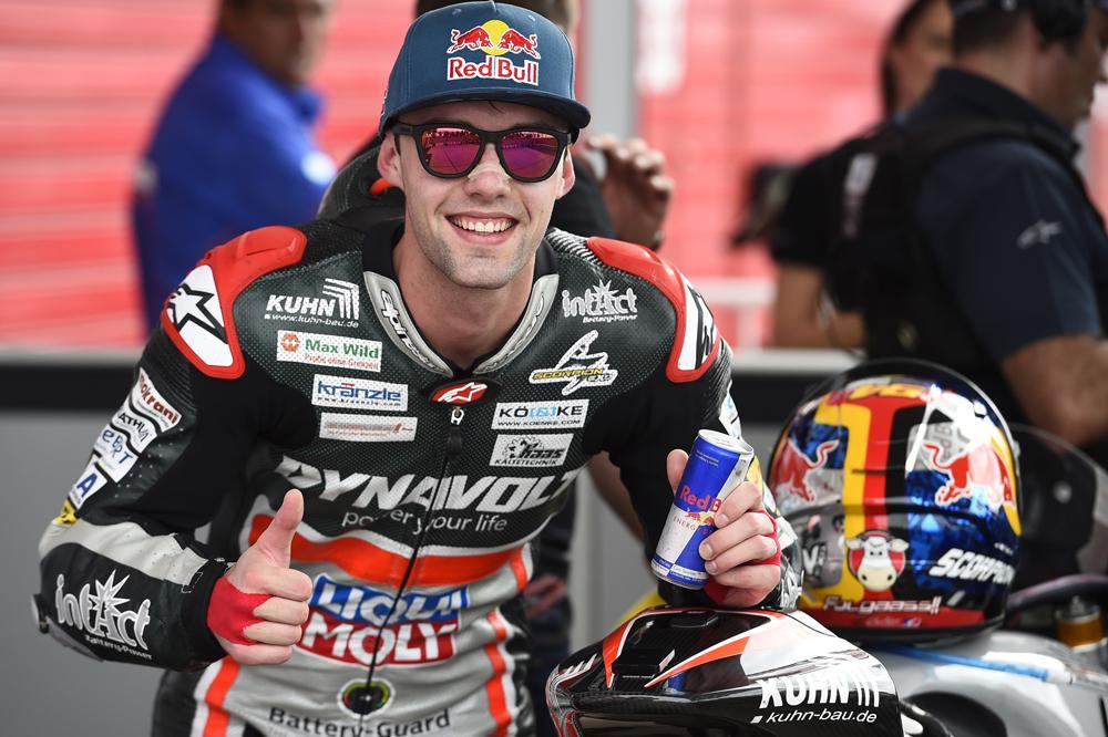 Jonas Folger estará en MotoGP dentro de la estructura de Yamaha Tech3