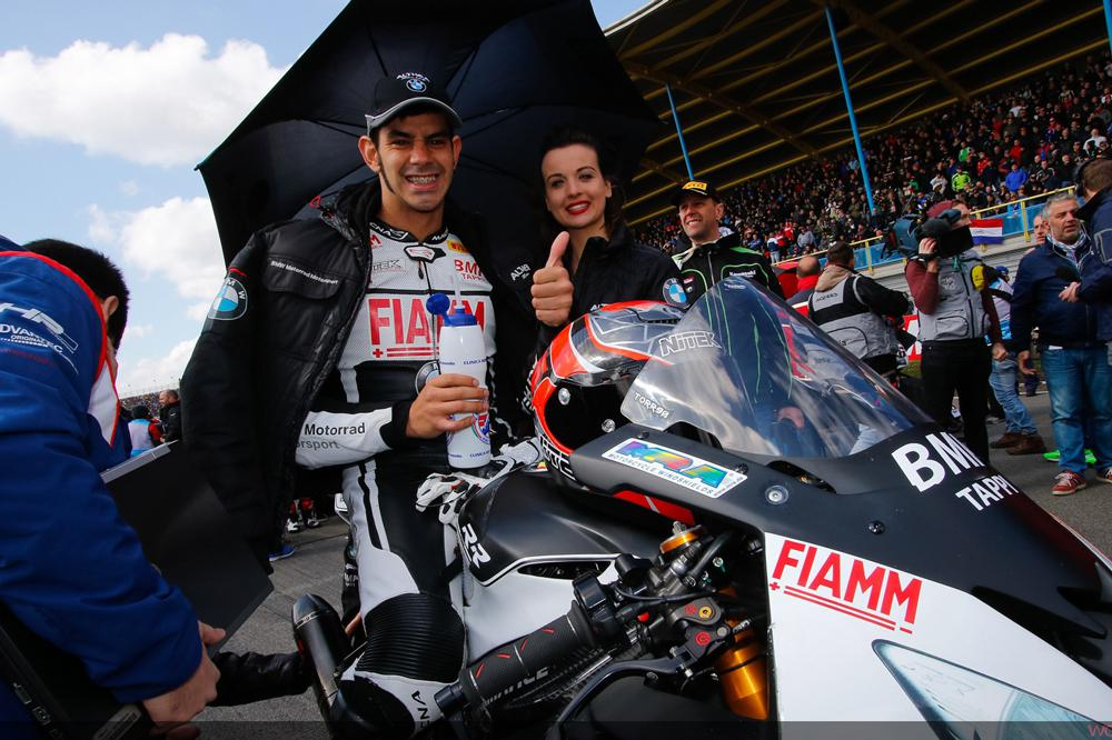 Jordi Torres, Mundial Superbike