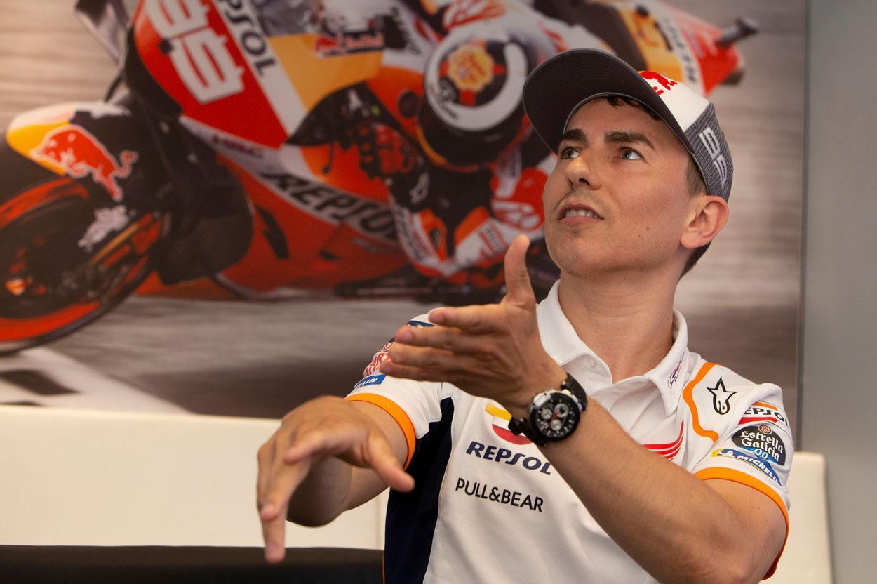 Jorge Lorenzo GP Holanda 2019