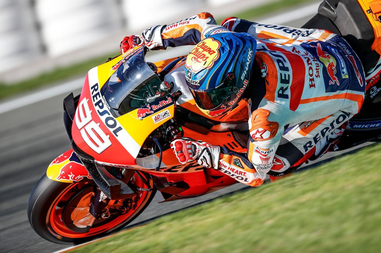 Jorge Lorenzo se despidió de MotoGP en el Gran Premio de Valencia