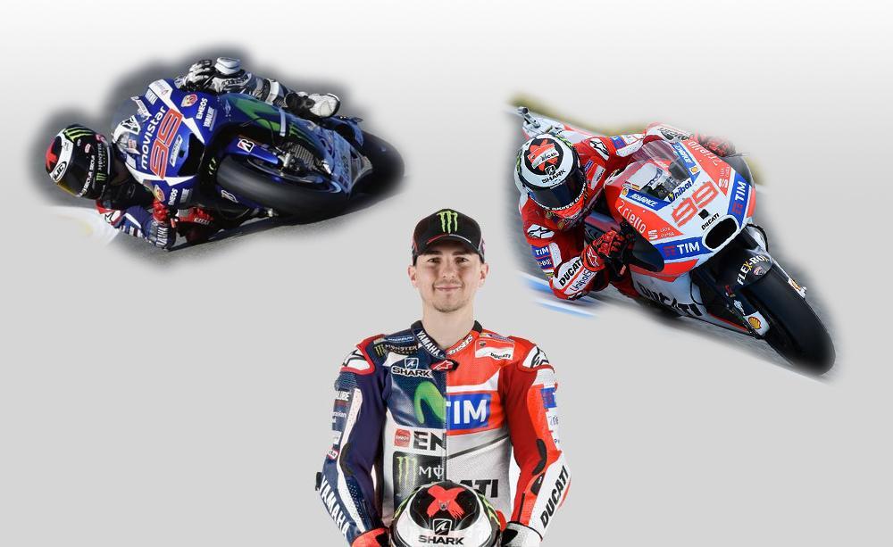 Jorge Lorenzo diferencias Yamaha y Ducati