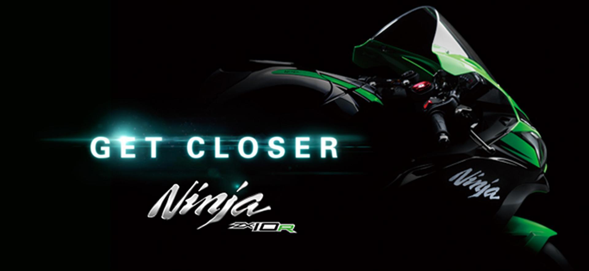Kawasaki Get Closer
