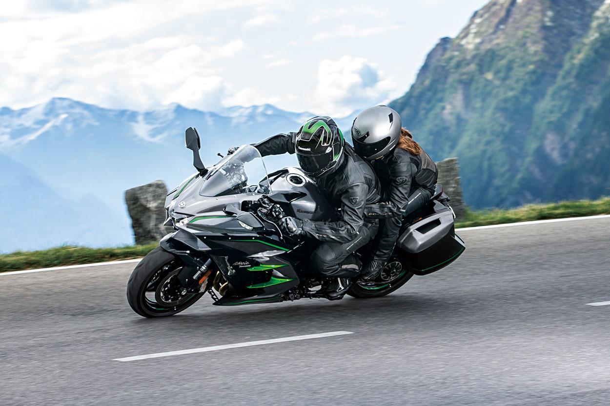 Kawasaki Ninja H2 SX SE: precio confirmado: 26.722 euros