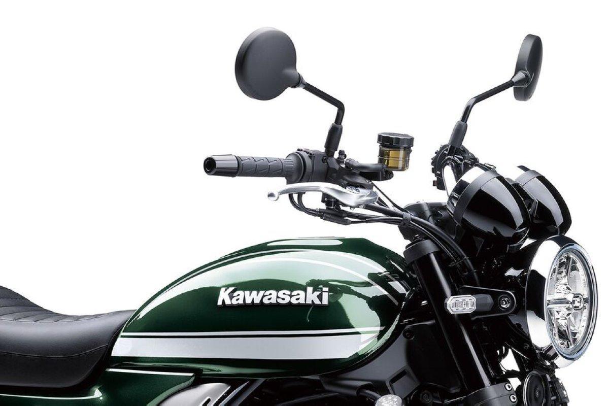 """Parece confirmada una nueva Kawasaki Z 650 RS """"retro"""""""