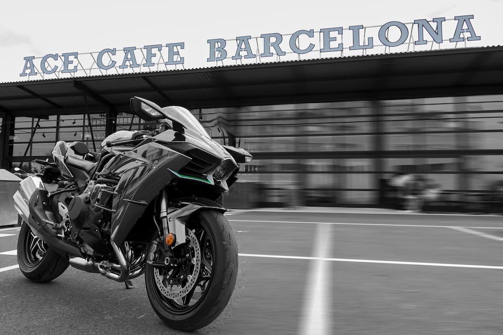 Kawasaki Ace Cafe Barcelona