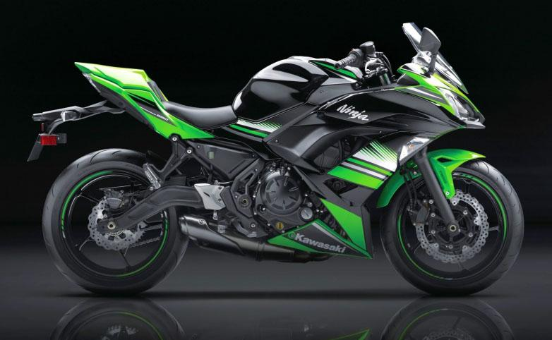Kawasaki Ninja 650 2017 Moto1pro