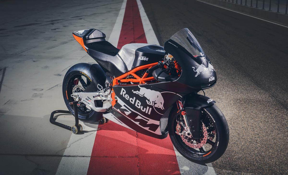 KTM Moto2 fotos