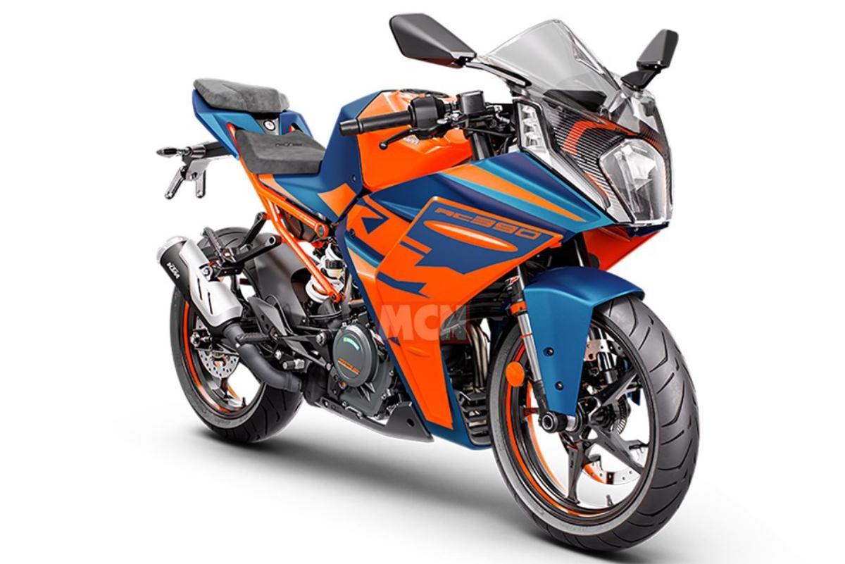 Desvelada la nueva KTM RC390, una moto deportiva para carnet A2