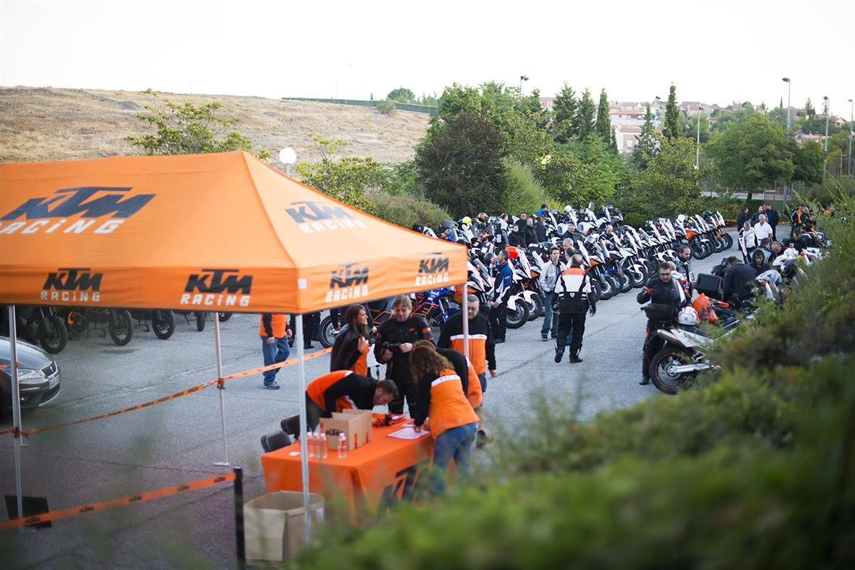 KTM IV reunion adventure