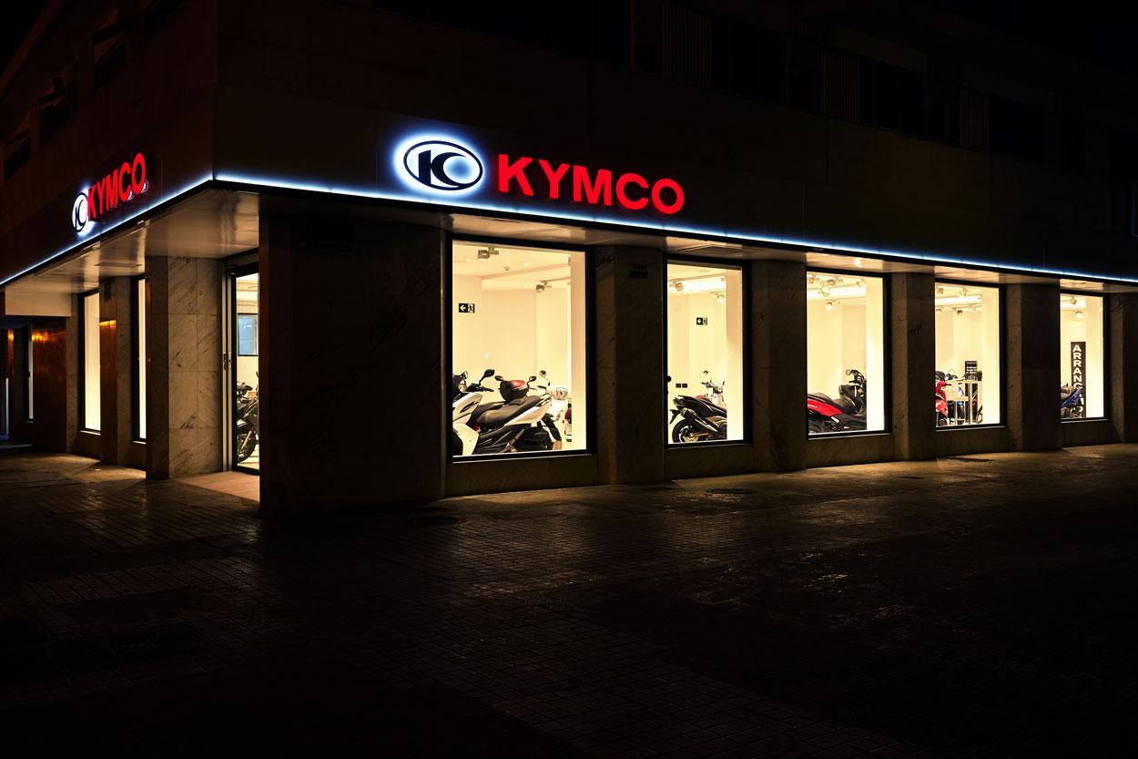 Nuevo Concesionario KYMCO en Valencia