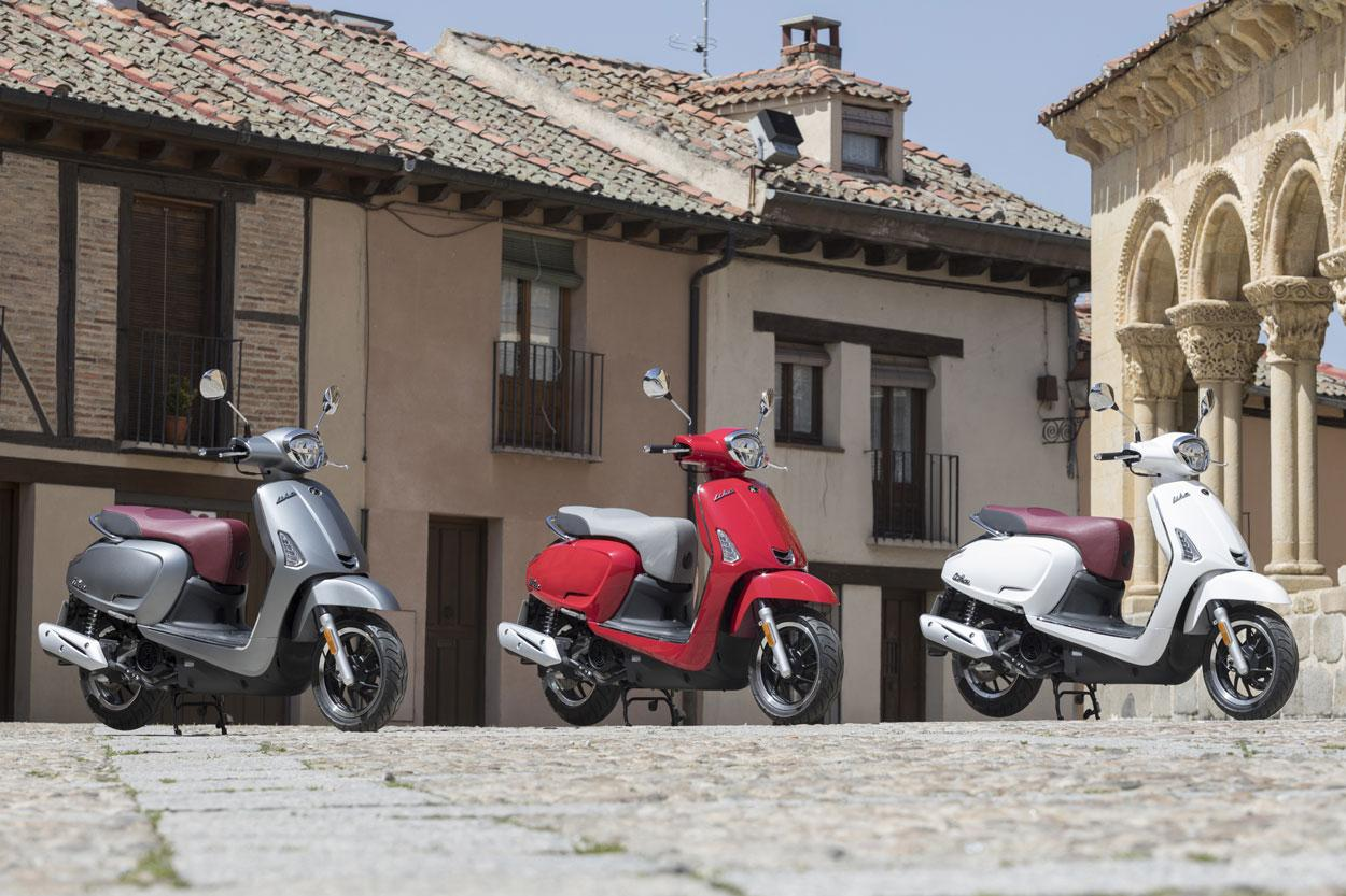 KYMCO Like 125 scooter