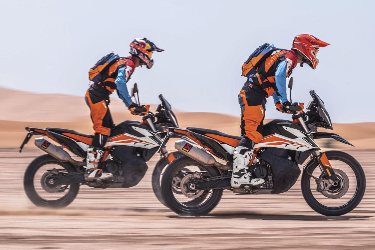 Las mejores motos KTM 2019