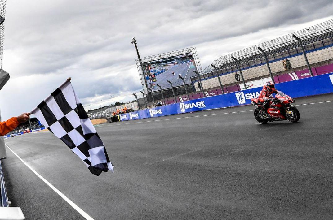 Horarios de Gran Premio Shark de Francia