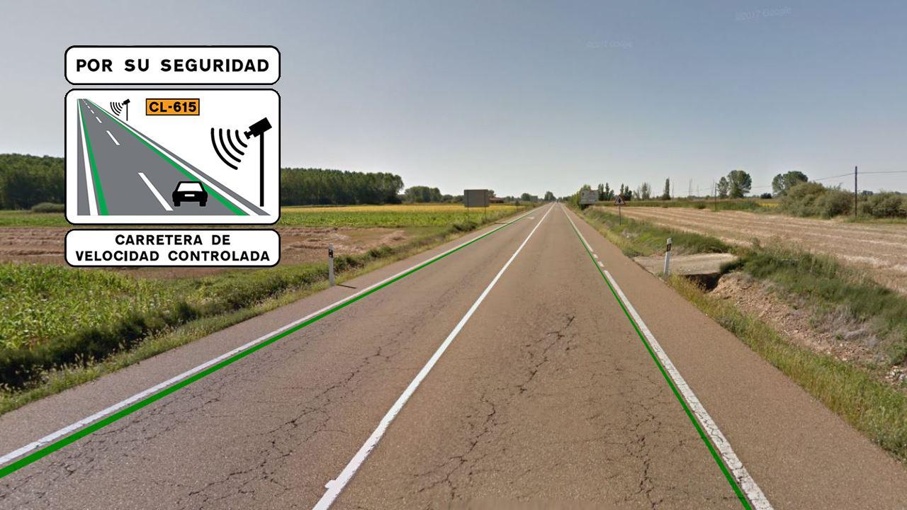 lineas verdes