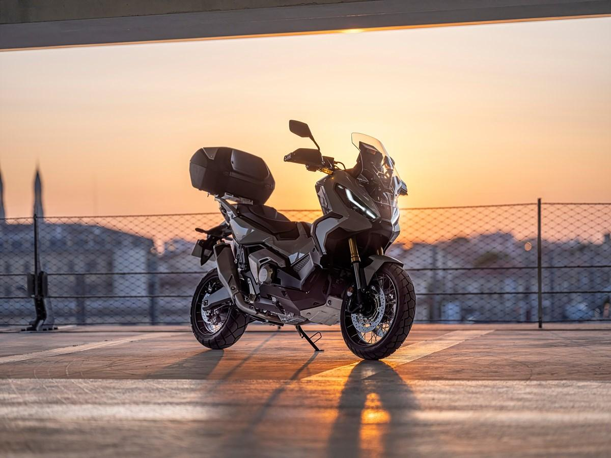 Llega la Honda X-ADV 2021