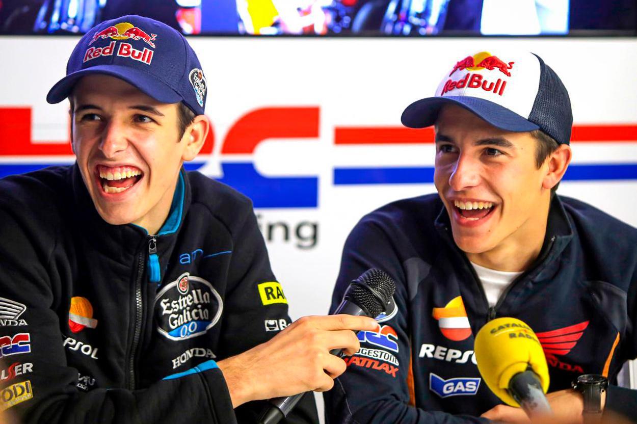 Marc Márquez y Alex Márquez compartirán equipo en 2020