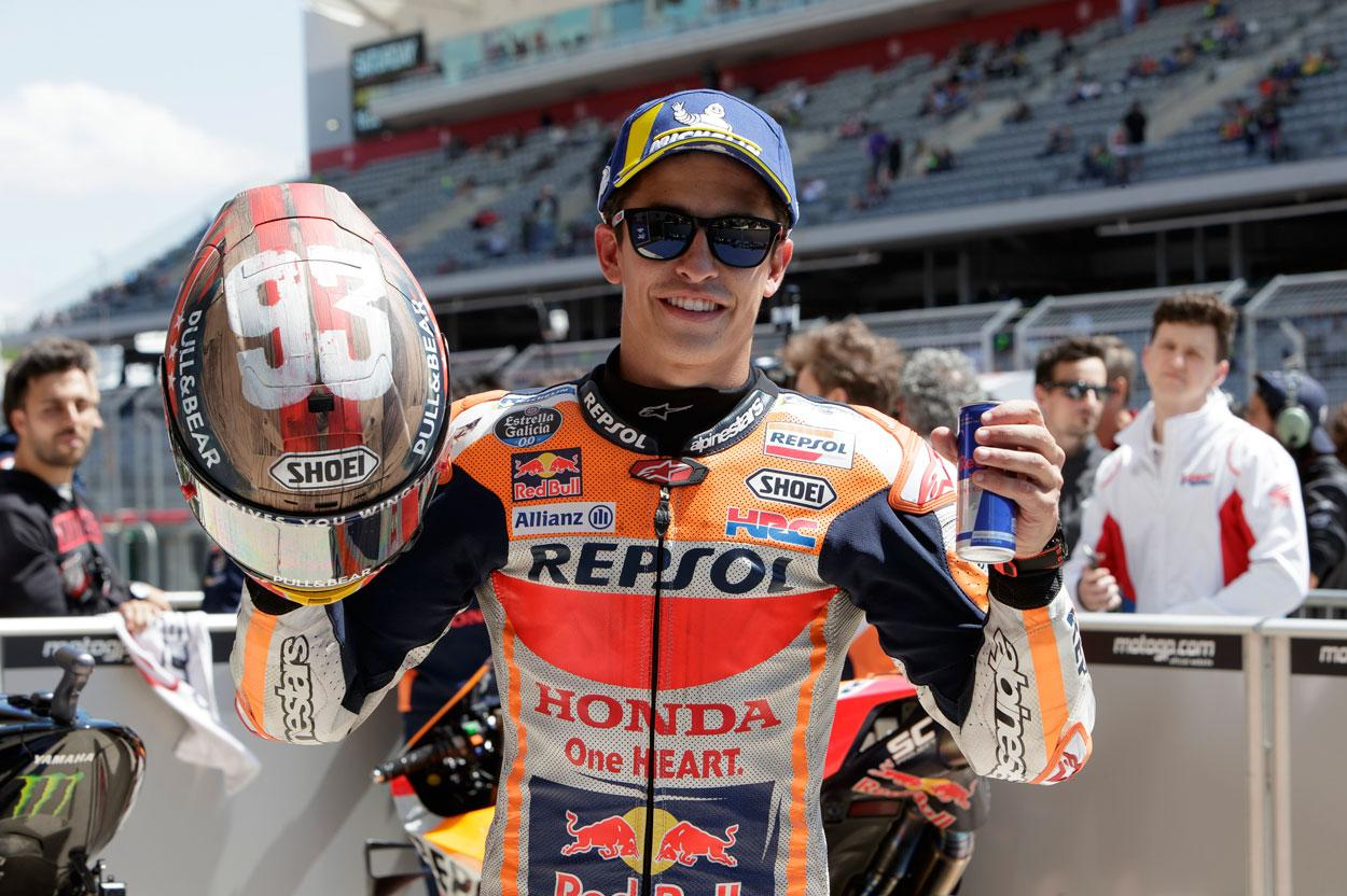 Marc Márquez Pole del GP Americas 2019