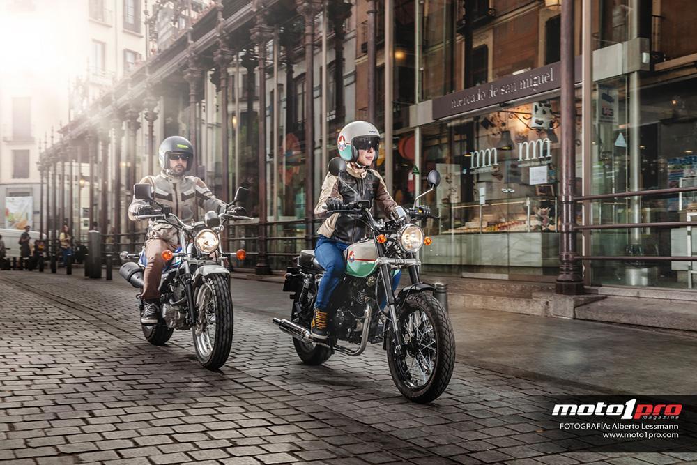 Matriculaciones de motos