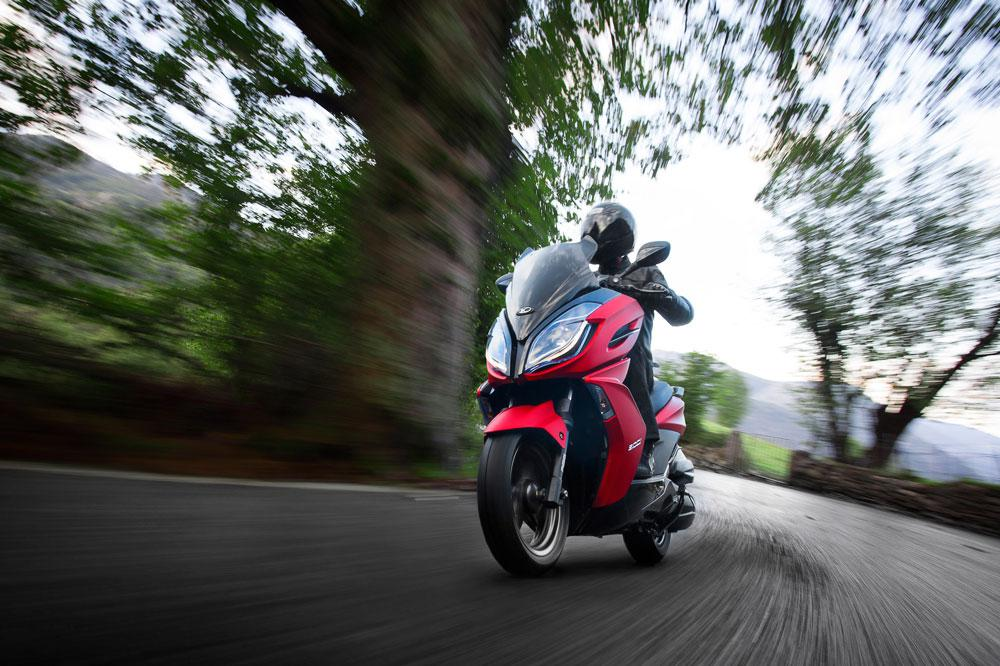 Suben las ventas de motos en febrero