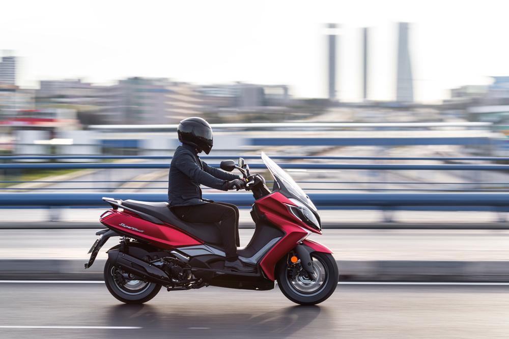 Los scooter acaparan las ventas de motos en España