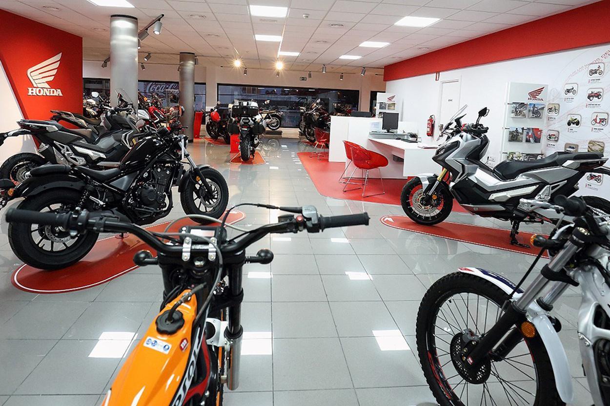 Medidas de Seguridad Honda para visitar concesionarios y talleres de motos
