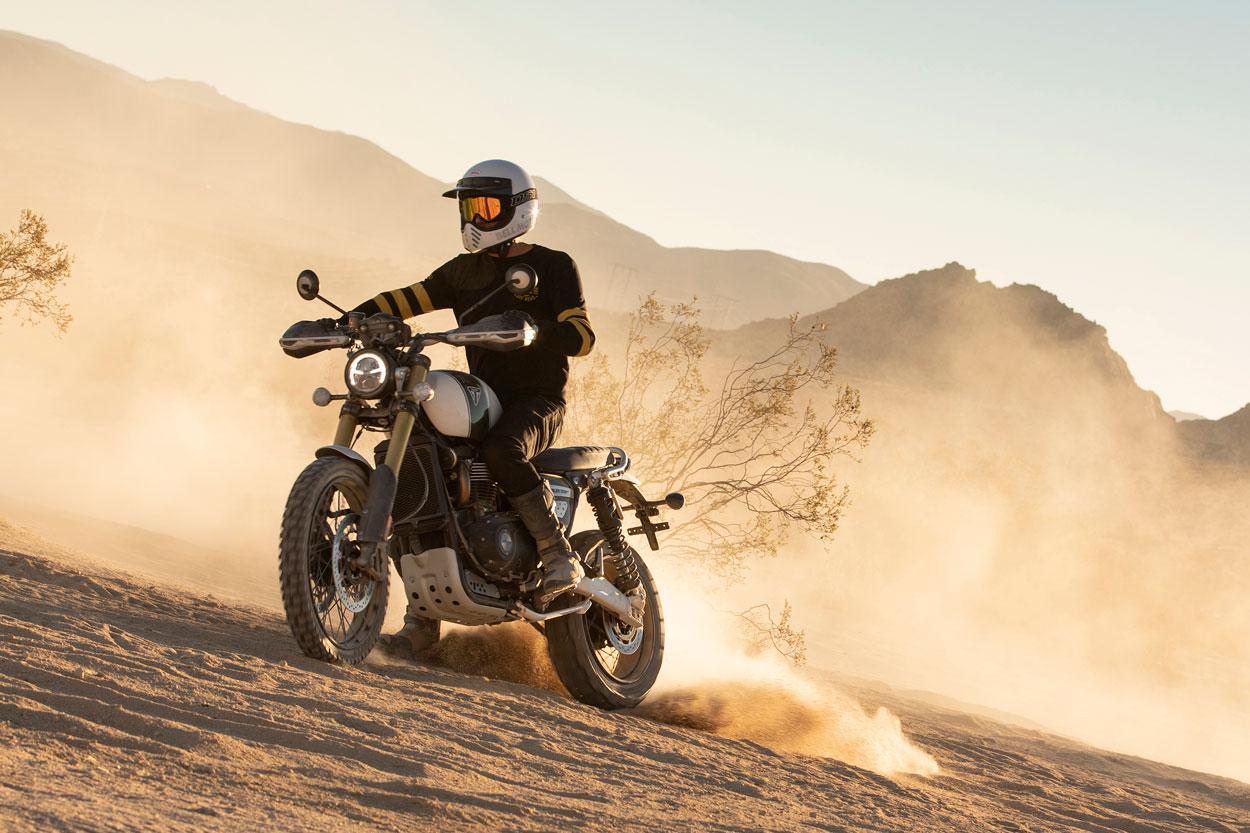 Las mejores motos Triumph 2019