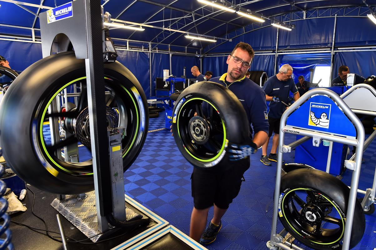 Michelin en MotoGP