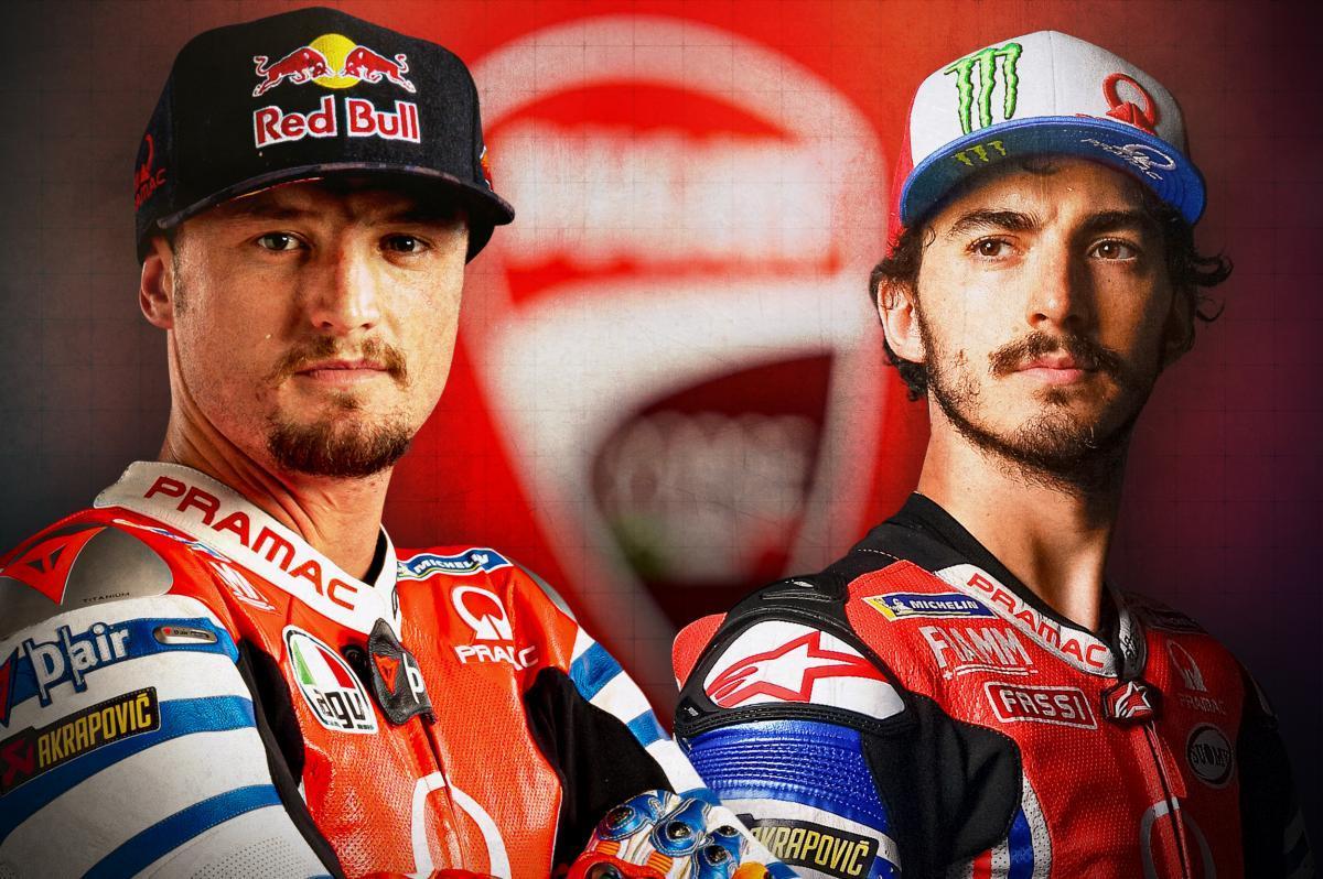Ducati Team y Pramac Racing Team se renuevan para 2021
