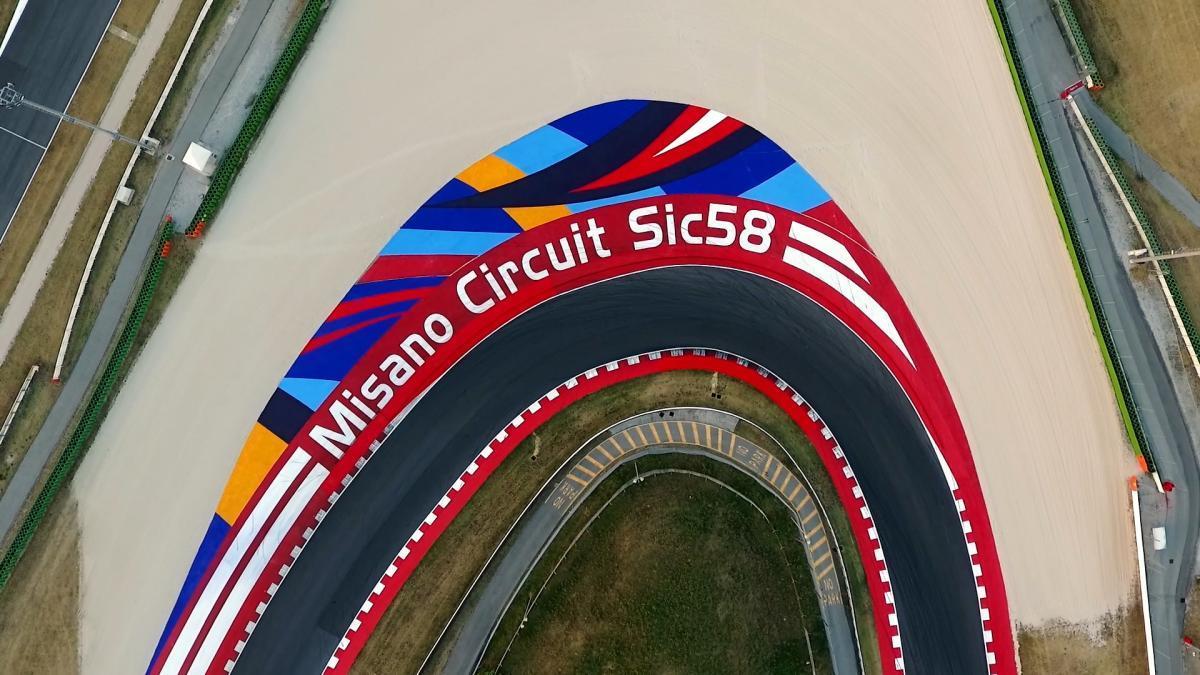¡Confirmado! El GP de Misano abierto al público.
