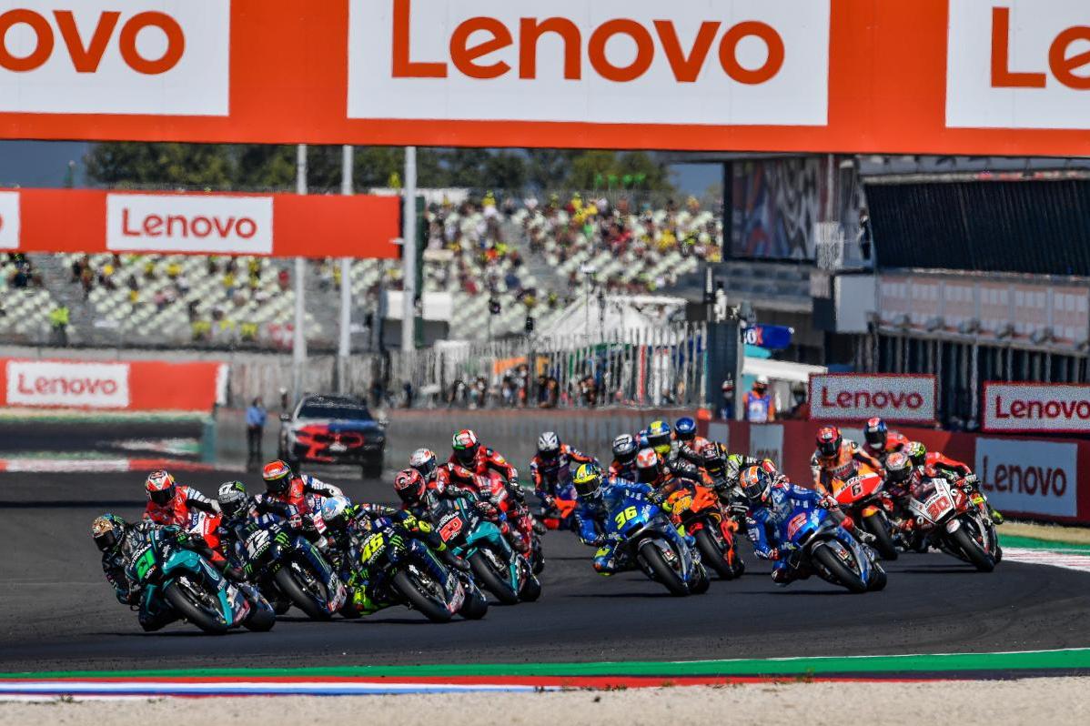 Horarios del GP de Misano: llegan Morbidelli y Dovizioso