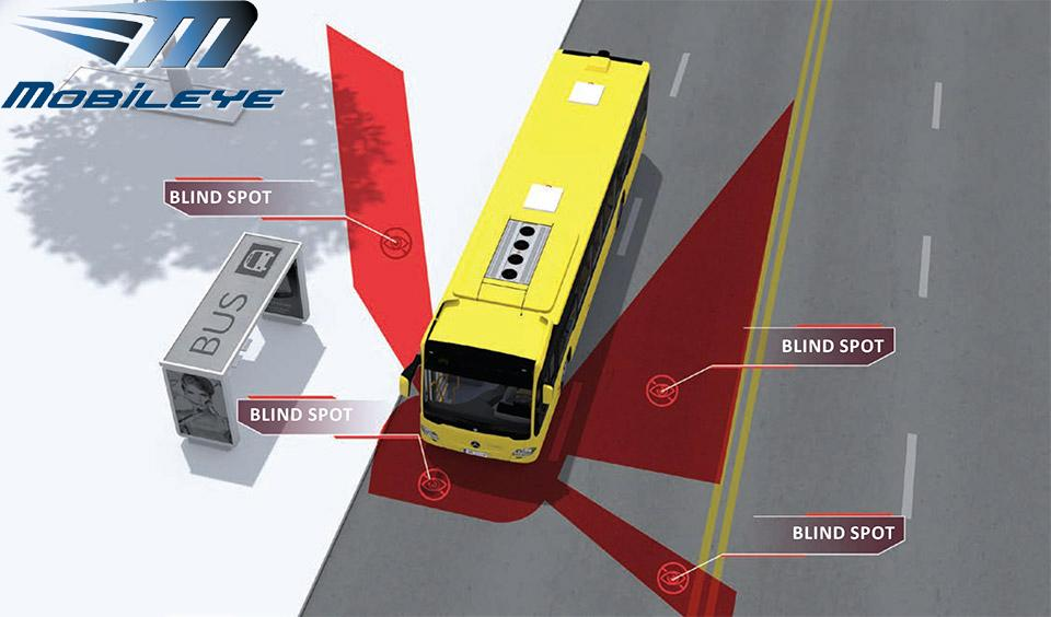 Mobileye Shield Plus