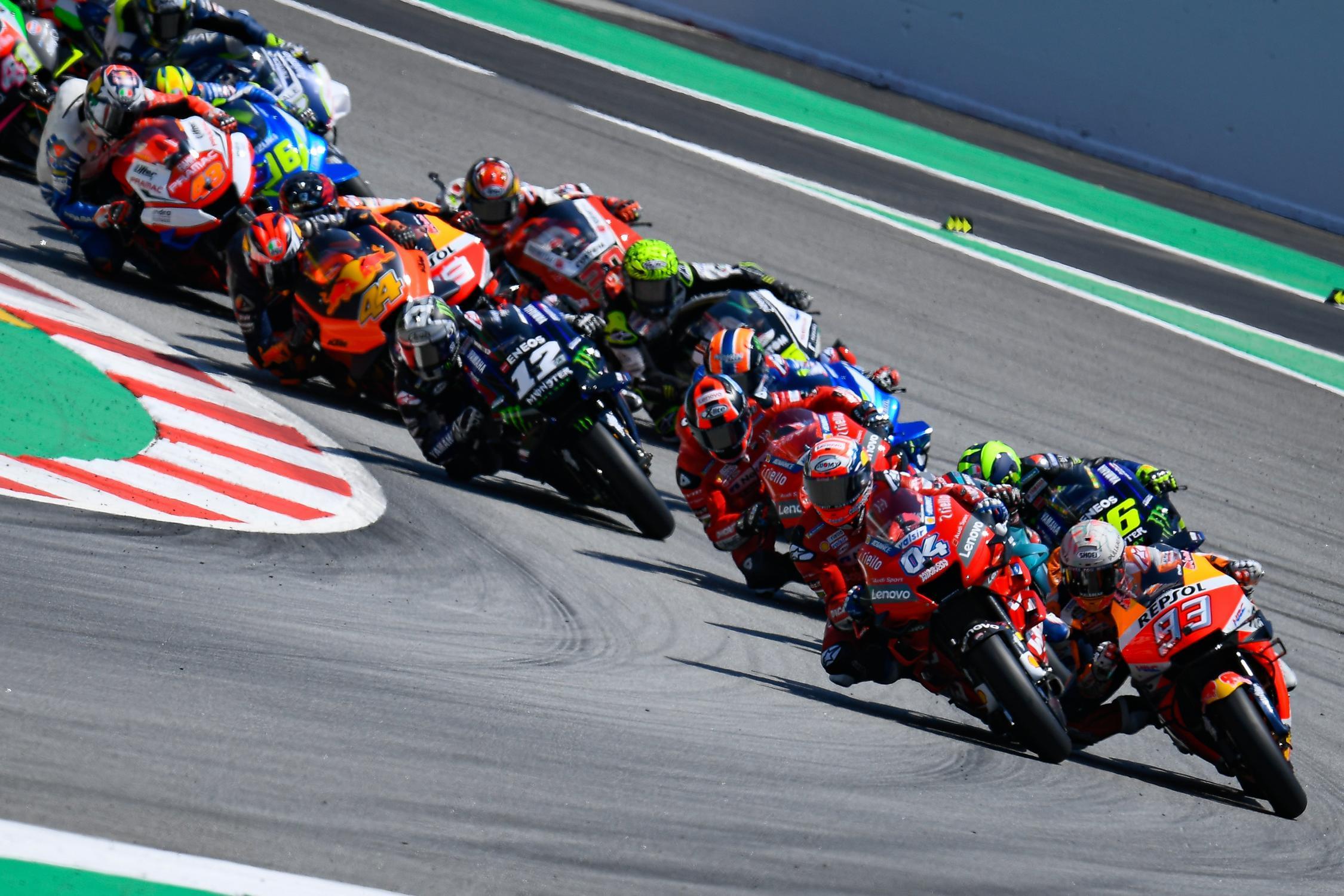 Horarios para el Gran Premio de Portugal