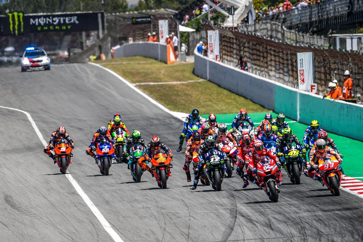 Horarios del Gran Premio Monster Energy de Catalunya