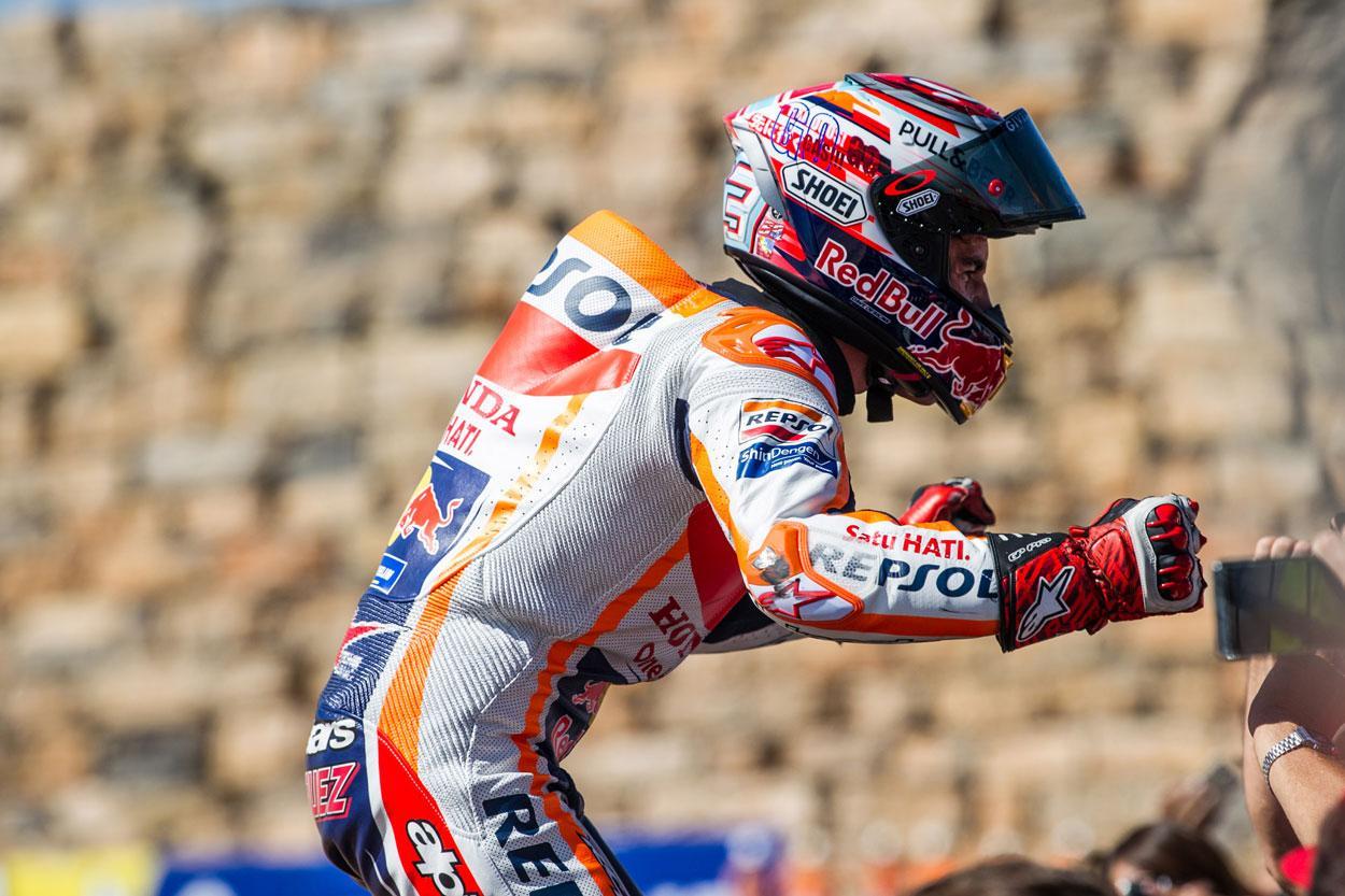 El Gran Premio de Aragón de MotoGP 2019 se disputará los próximos 20, 21 y 22 de septiembre