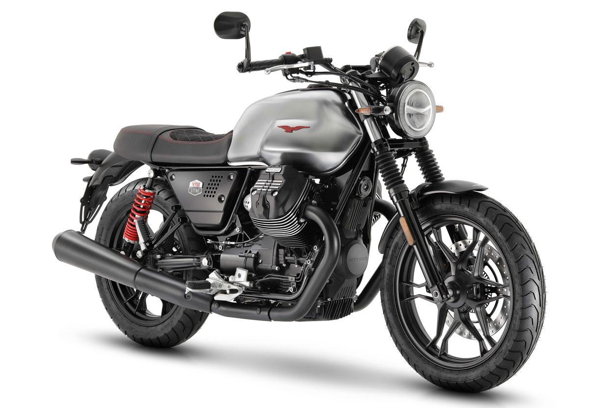 Moto Guzzi V7 Stone S 2020