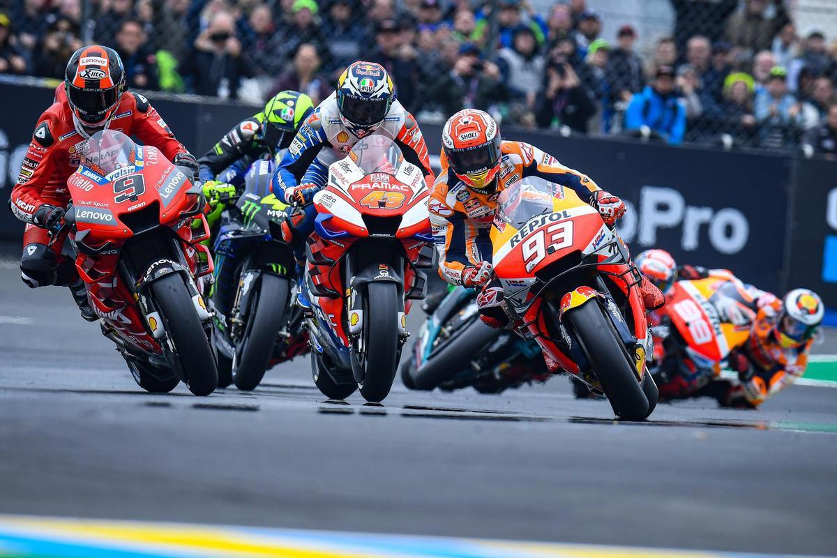 Movistar + volverá a dar las carreras de MotoGP en 2021