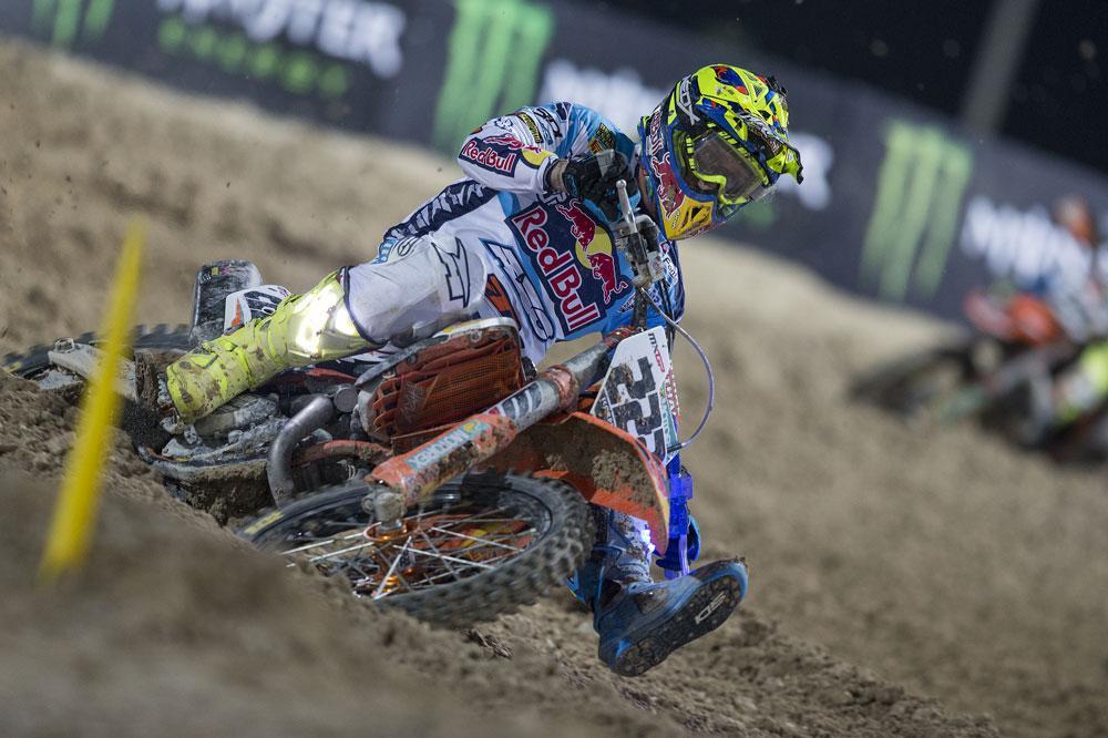 Campeonato del Mundo de Motocross, Cairoli