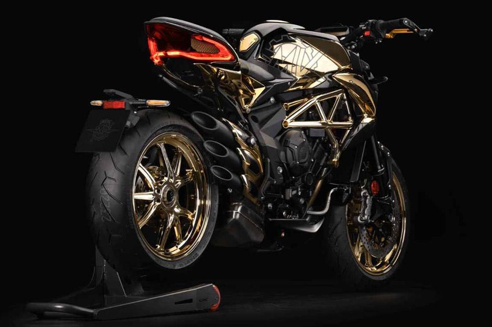 MV Agusta Dragster RC Shining Gold