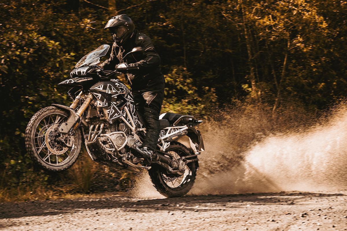 Nueva Triumph Tiger 1200 2022, trail más ligera y potente