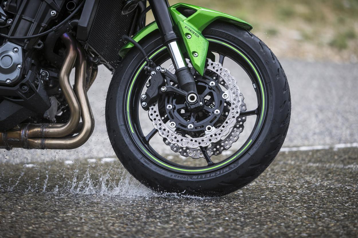 Neumáticos para moto Michelin Pilot Road 5