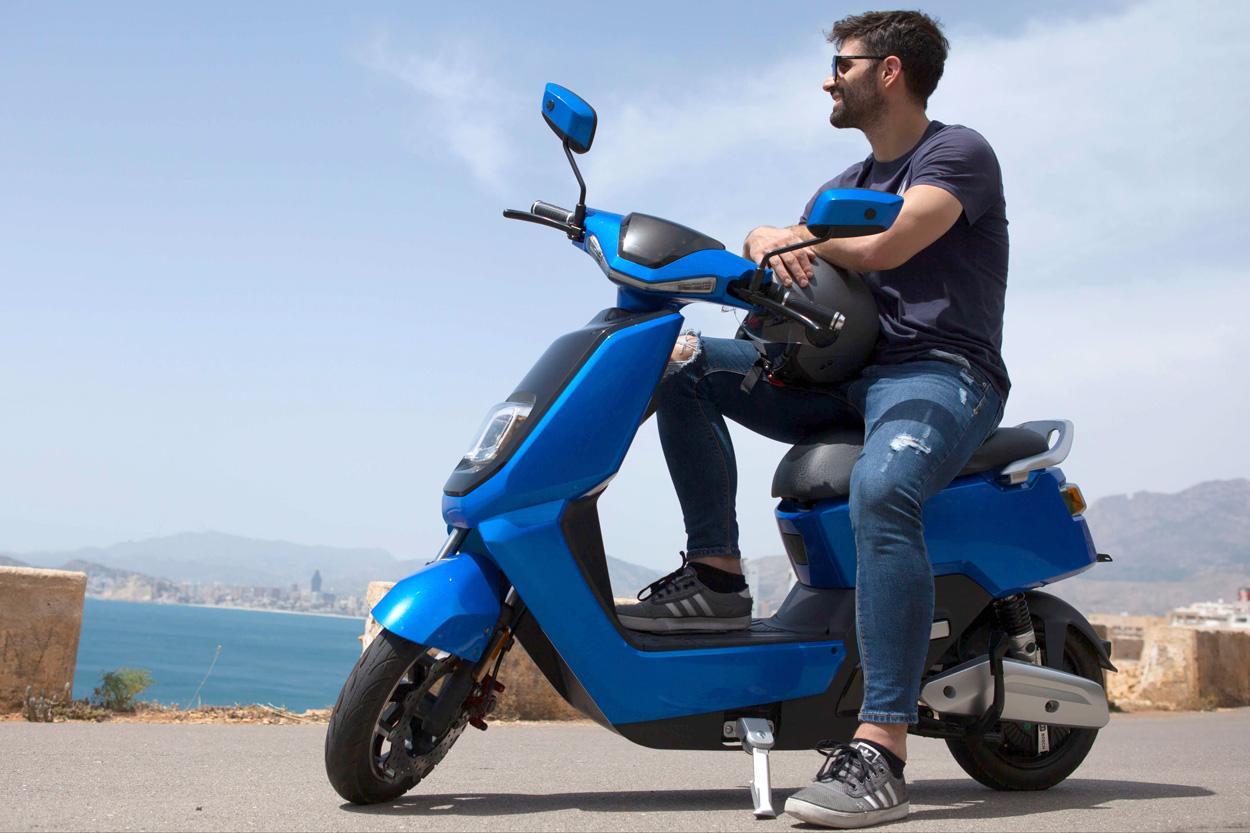 Next NX1, un scooter eléctrico de bajo coste