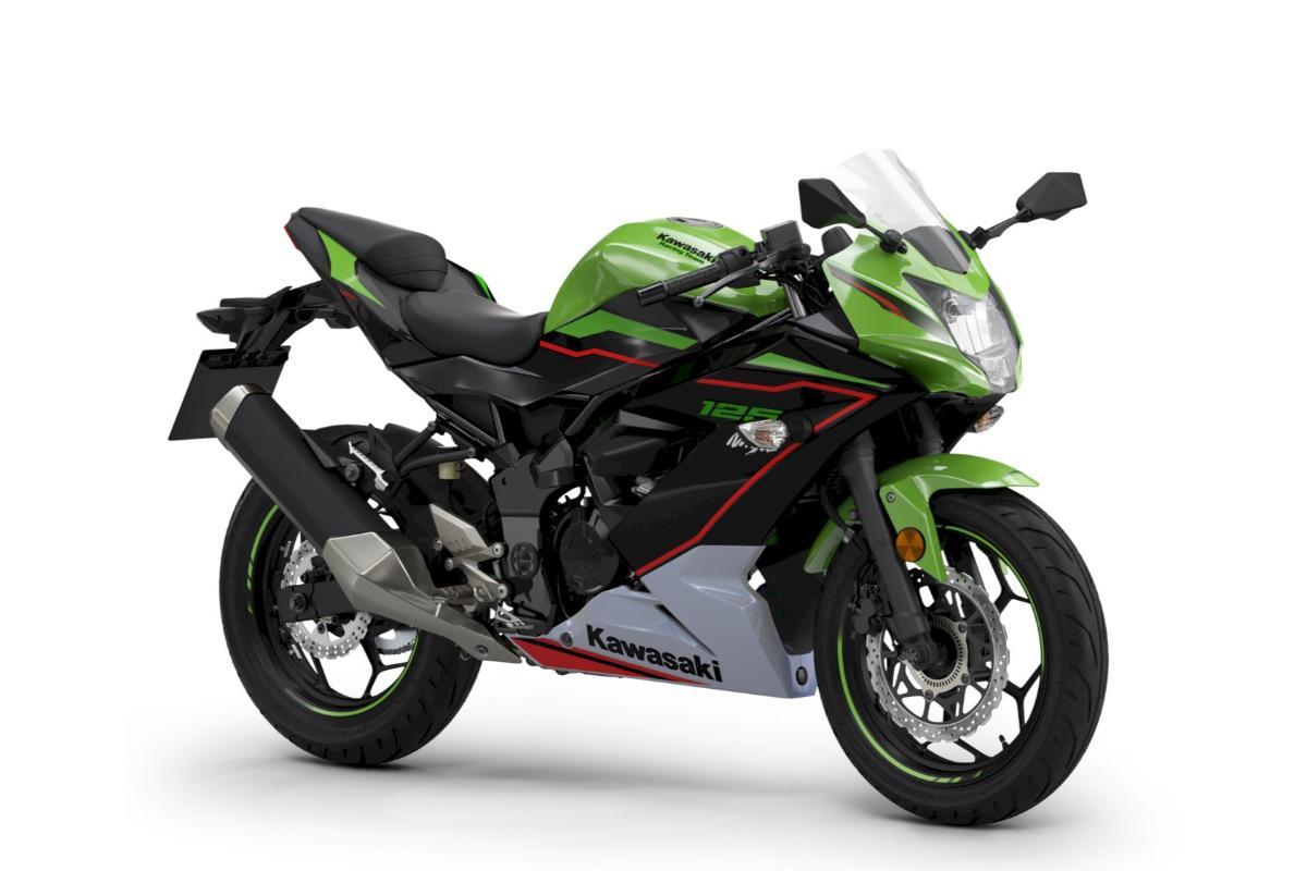 Gana una Kawasaki Ninja 125 SE en el SBK de Barcelona