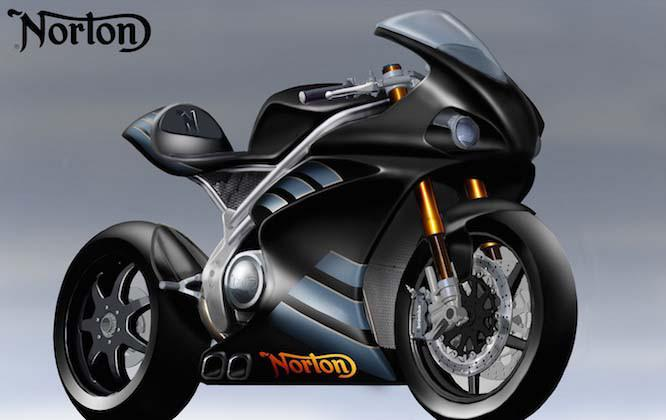 Norton superbike